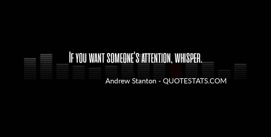 Andrew Stanton Quotes #1215601