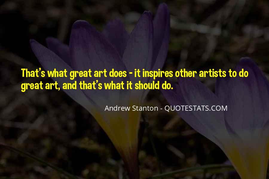 Andrew Stanton Quotes #1303852