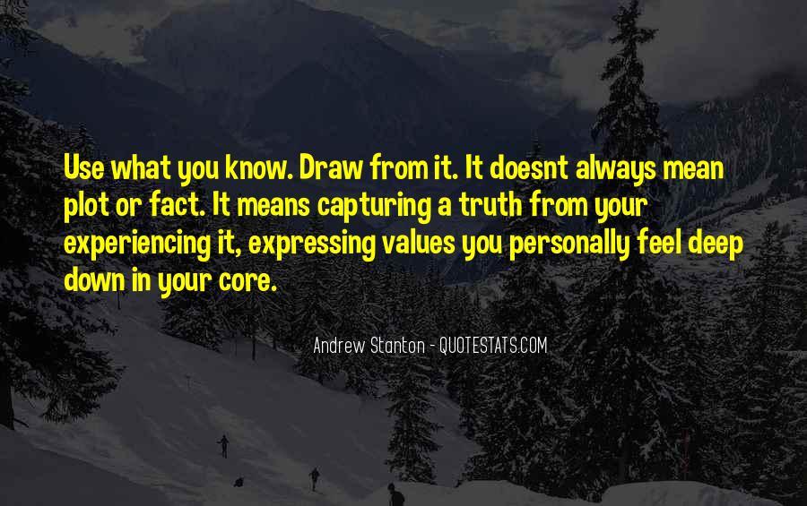 Andrew Stanton Quotes #1332408