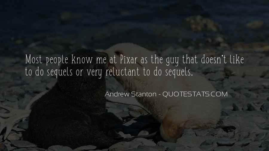 Andrew Stanton Quotes #1484193