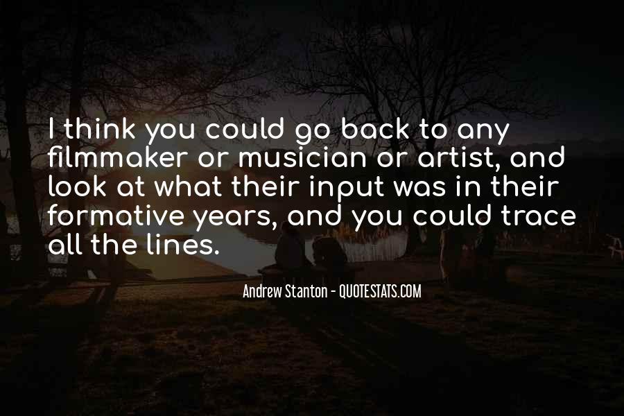 Andrew Stanton Quotes #1558799