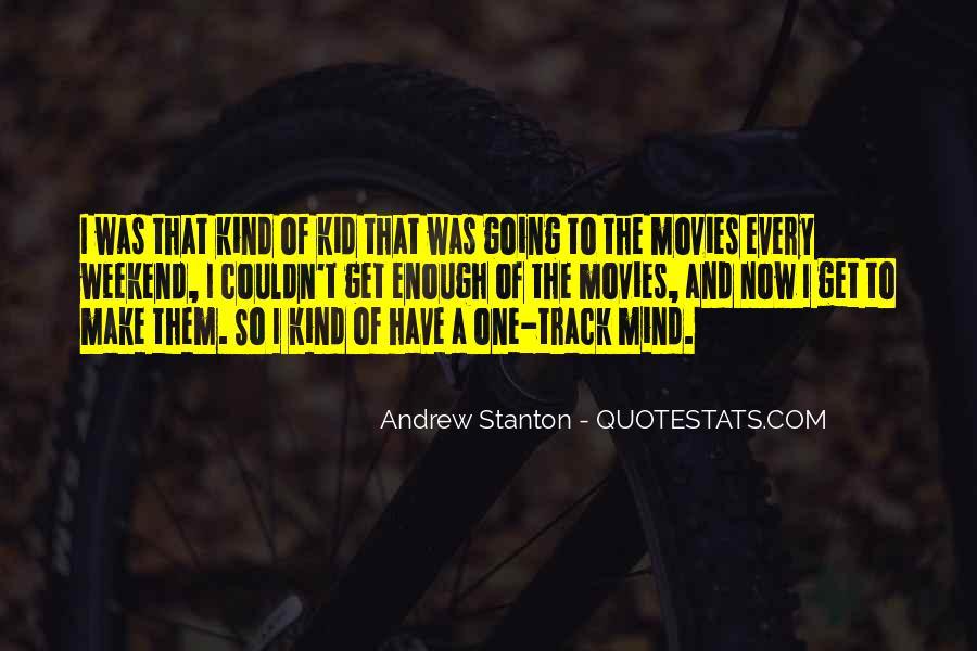 Andrew Stanton Quotes #359614