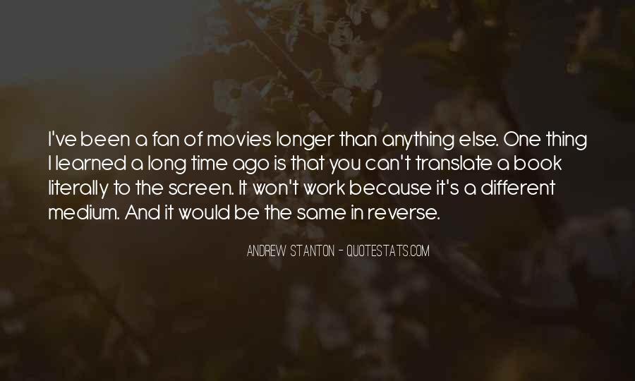 Andrew Stanton Quotes #395669