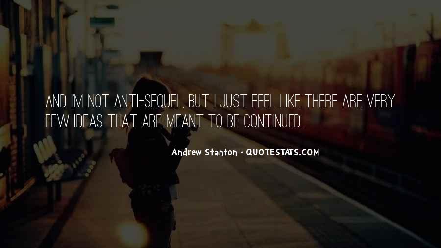 Andrew Stanton Quotes #521849
