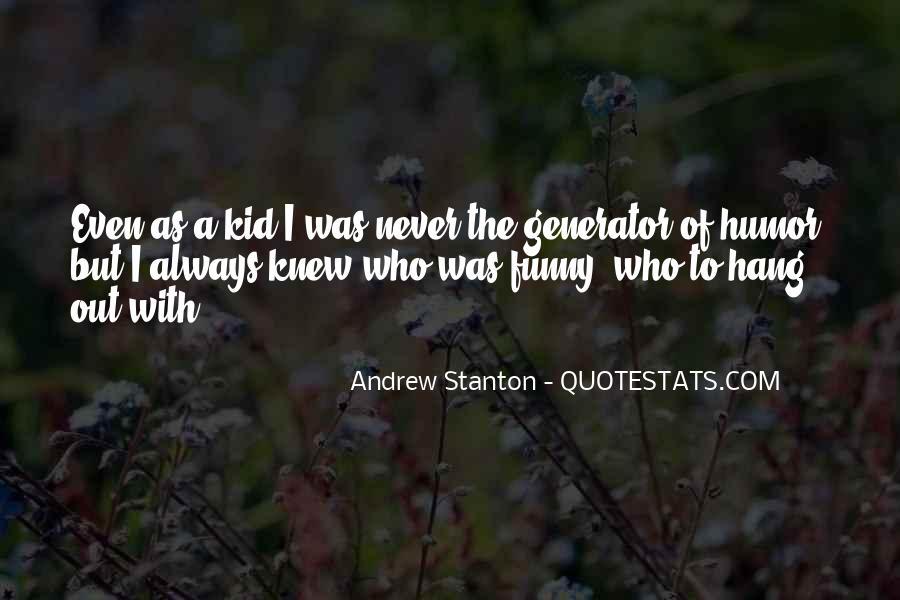 Andrew Stanton Quotes #836195