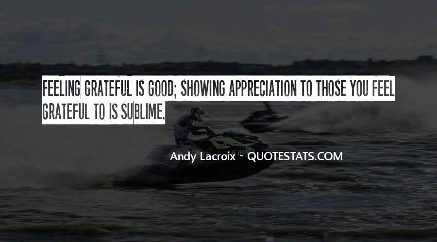 Andy Lacroix Quotes #837242