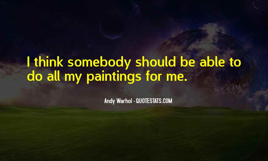 Andy Warhol Quotes #106264