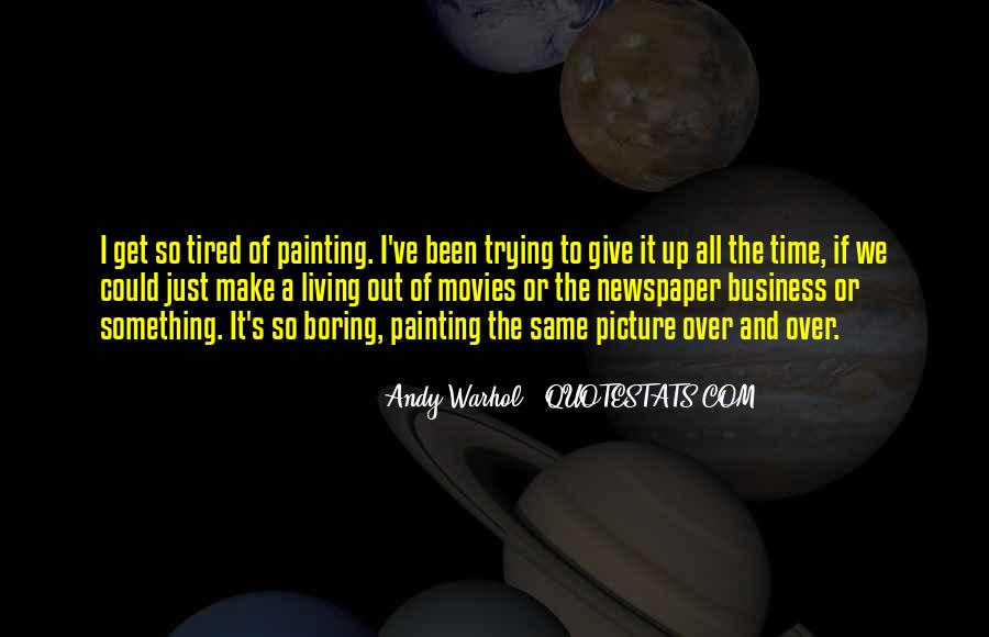 Andy Warhol Quotes #1249132
