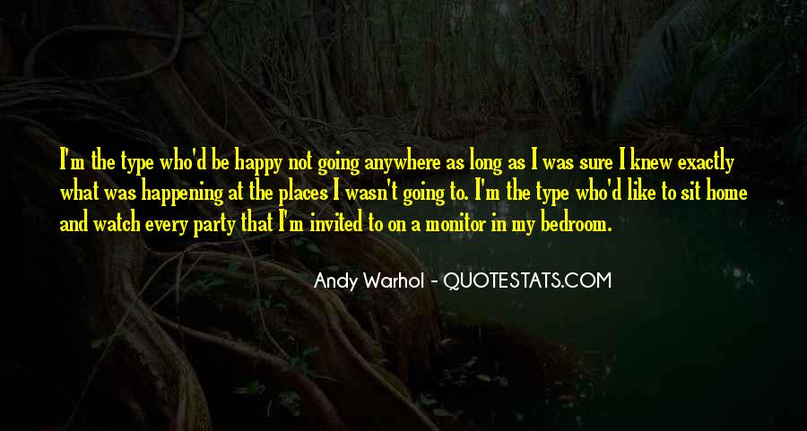 Andy Warhol Quotes #1307326