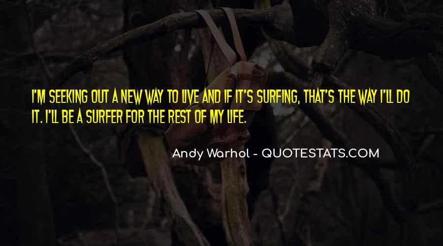 Andy Warhol Quotes #1596412