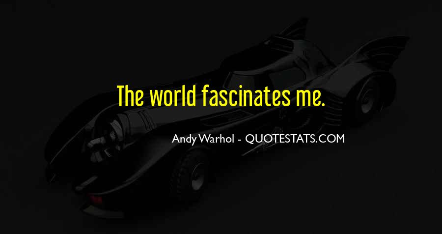 Andy Warhol Quotes #78630