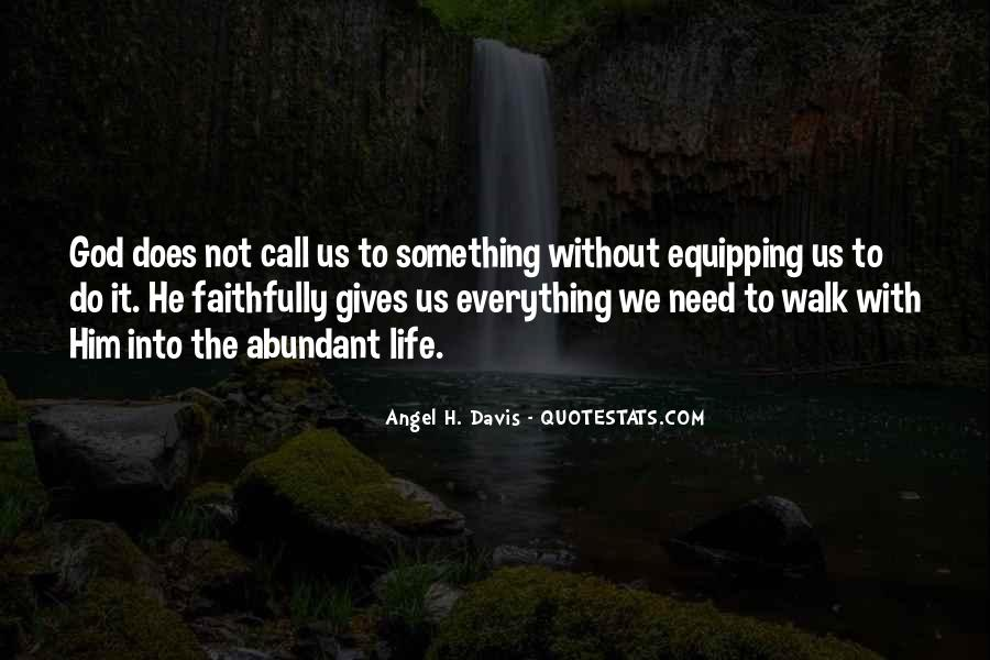 Angel H. Davis Quotes #1480630
