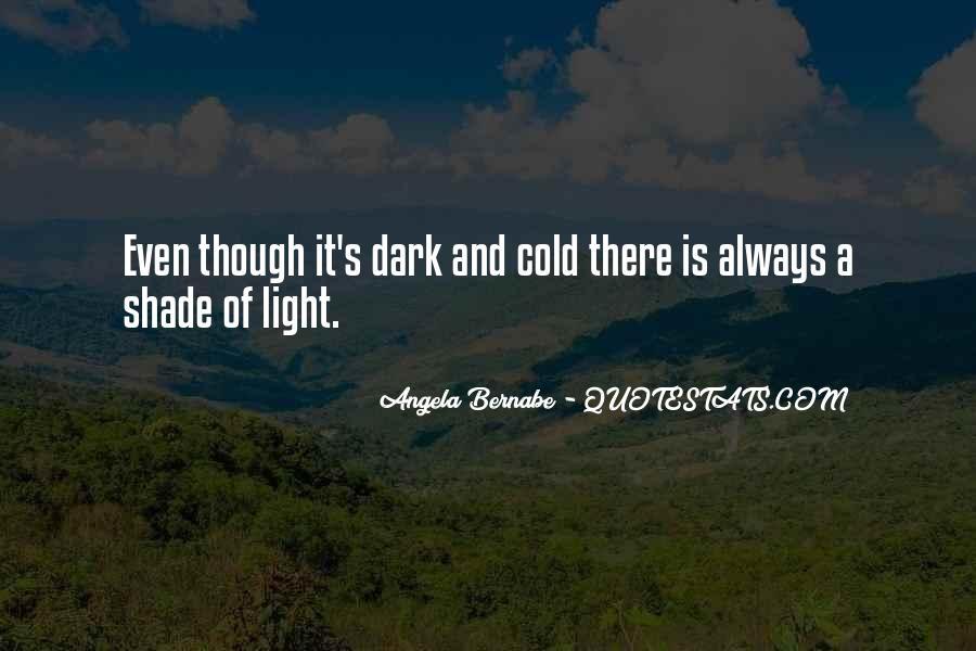 Angela Bernabe Quotes #1266849