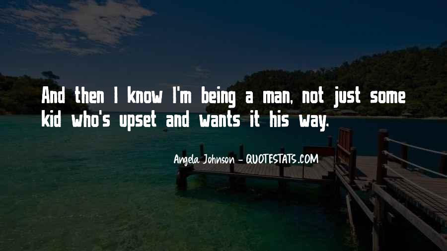 Angela Johnson Quotes #1141186