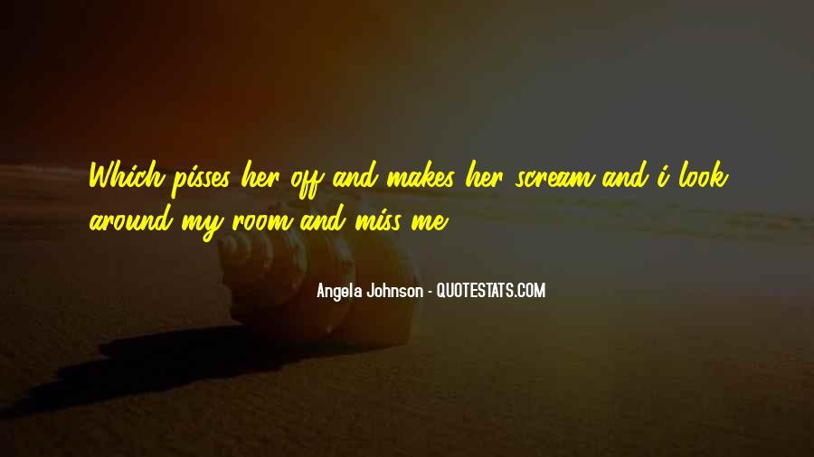 Angela Johnson Quotes #1793661
