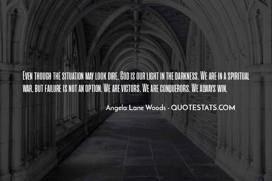 Angela Lane Woods Quotes #1376841