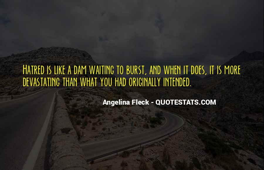 Angelina Fleck Quotes #1004735