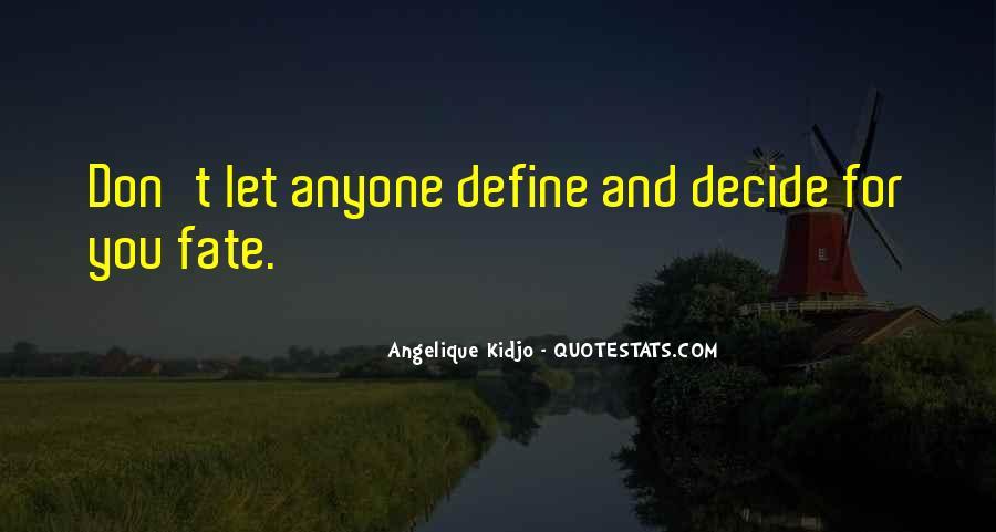 Angelique Kidjo Quotes #1043779