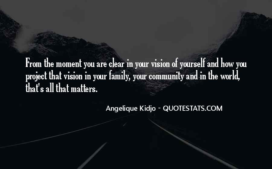 Angelique Kidjo Quotes #1112390