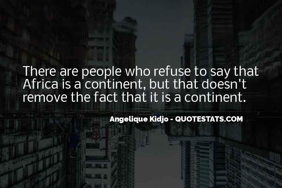 Angelique Kidjo Quotes #1113222