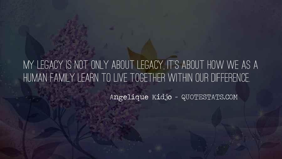 Angelique Kidjo Quotes #1116448