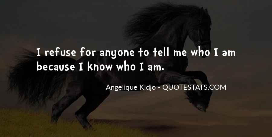 Angelique Kidjo Quotes #1140868