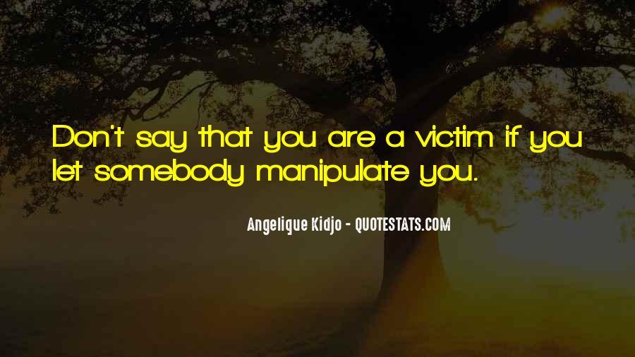 Angelique Kidjo Quotes #1411773