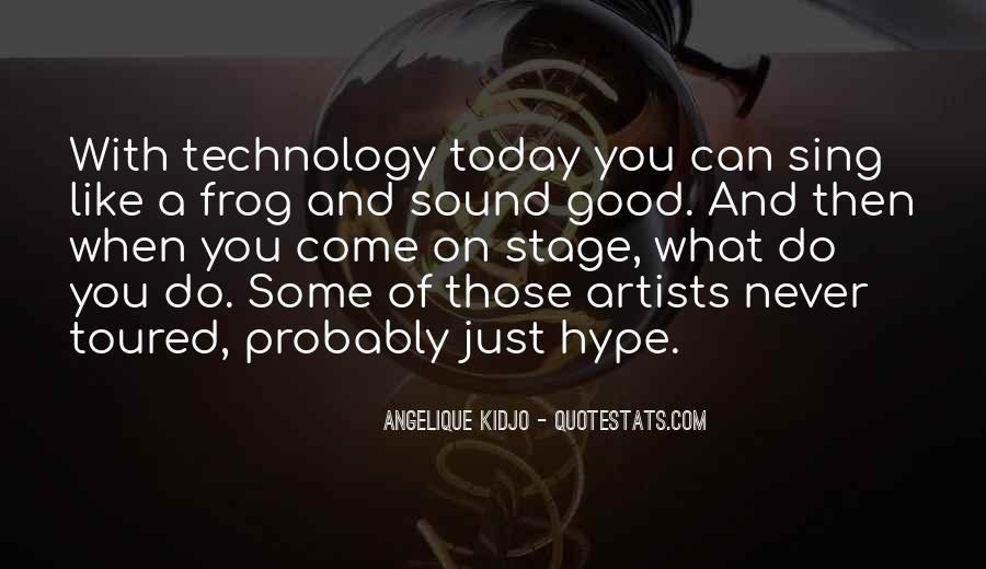 Angelique Kidjo Quotes #1728040
