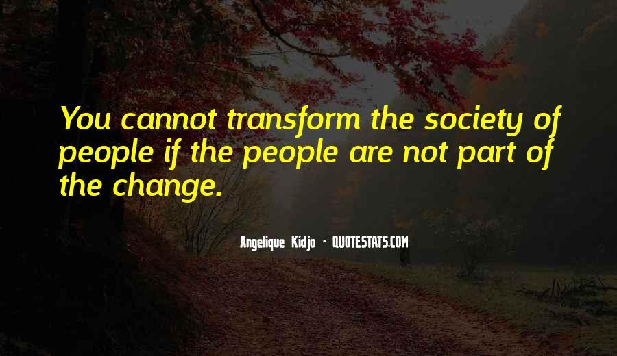 Angelique Kidjo Quotes #1809123