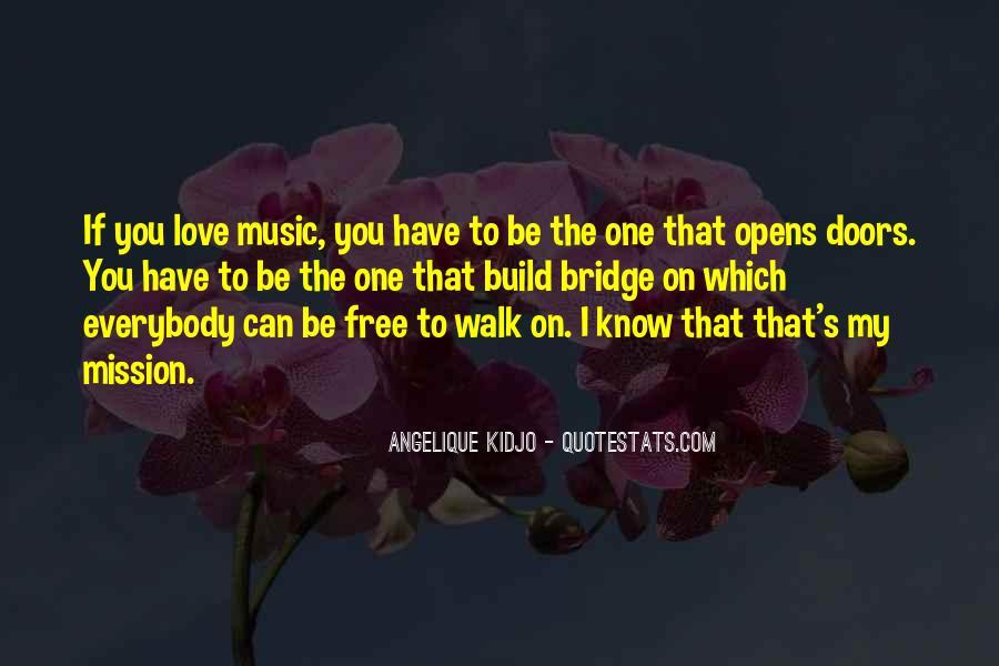 Angelique Kidjo Quotes #203667