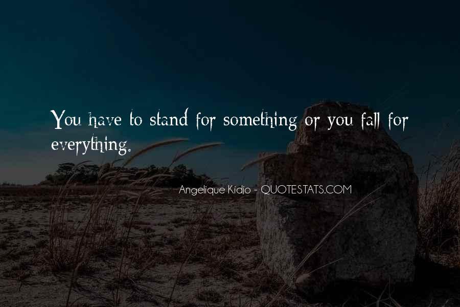 Angelique Kidjo Quotes #490606