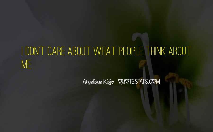 Angelique Kidjo Quotes #636895
