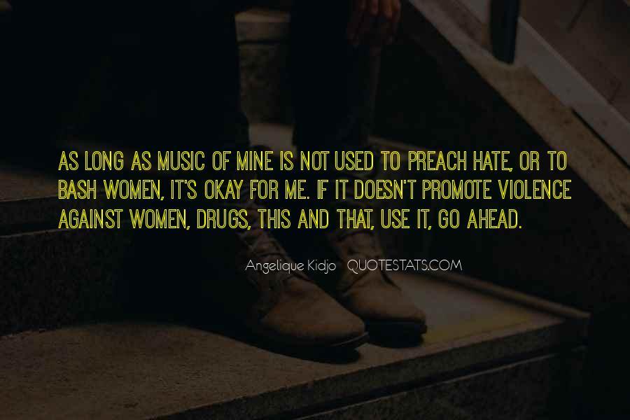 Angelique Kidjo Quotes #650341