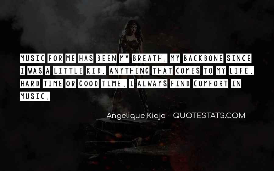 Angelique Kidjo Quotes #79828