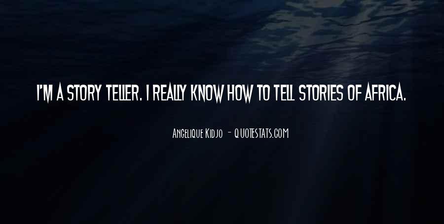 Angelique Kidjo Quotes #806102
