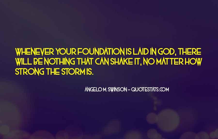 Angelo M. Swinson Quotes #692050