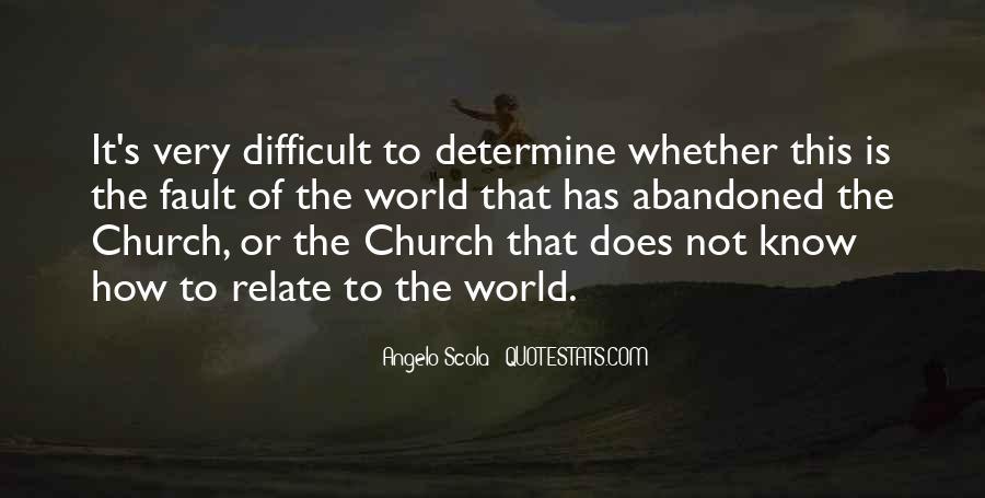 Angelo Scola Quotes #1815889
