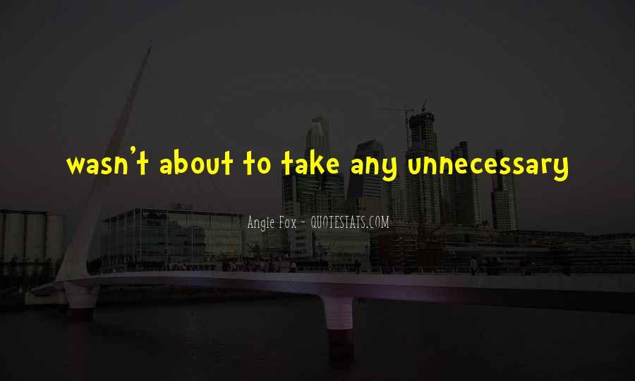 Angie Fox Quotes #1299596