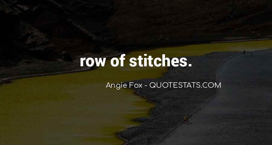 Angie Fox Quotes #1622043