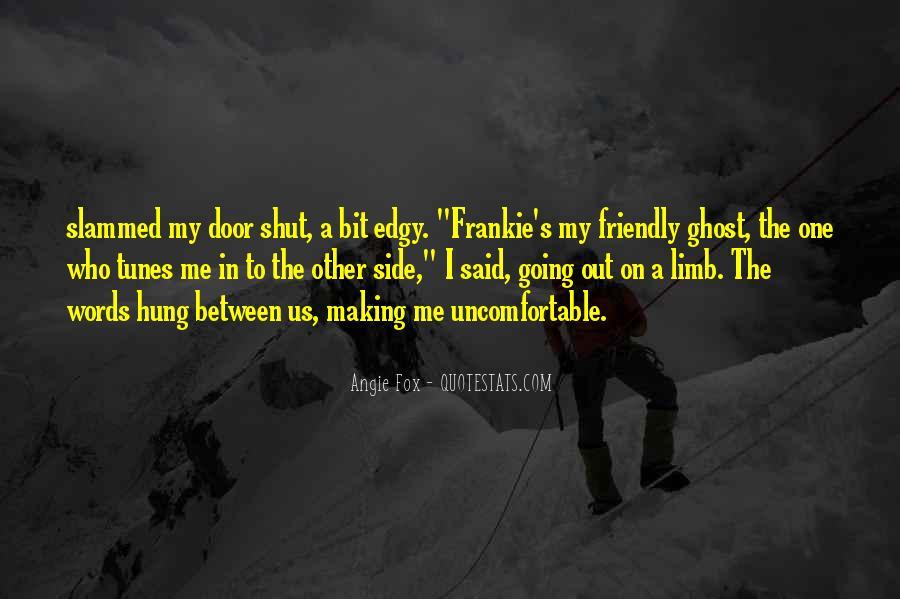 Angie Fox Quotes #1778584