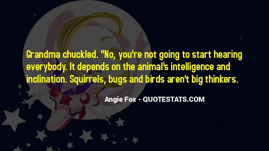 Angie Fox Quotes #527330