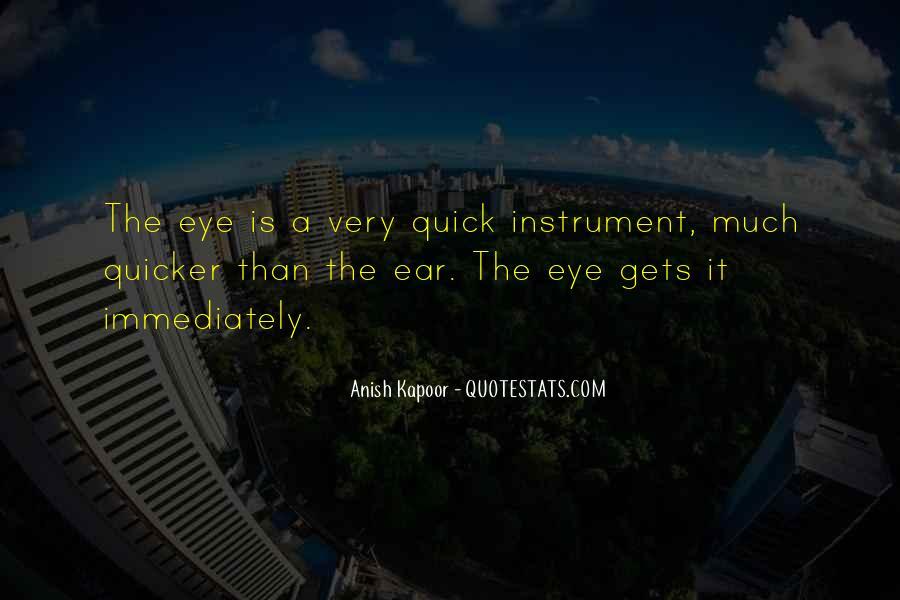 Anish Kapoor Quotes #197646