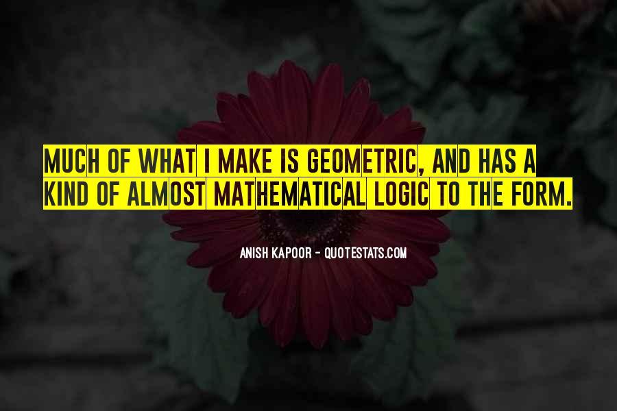 Anish Kapoor Quotes #382372