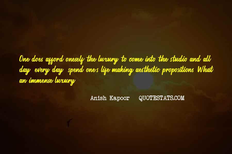 Anish Kapoor Quotes #620452