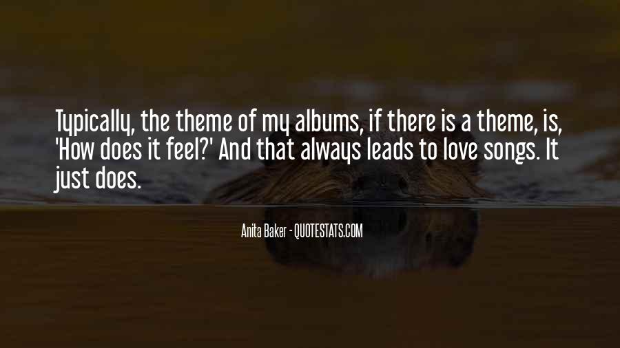 Anita Baker Quotes #130339