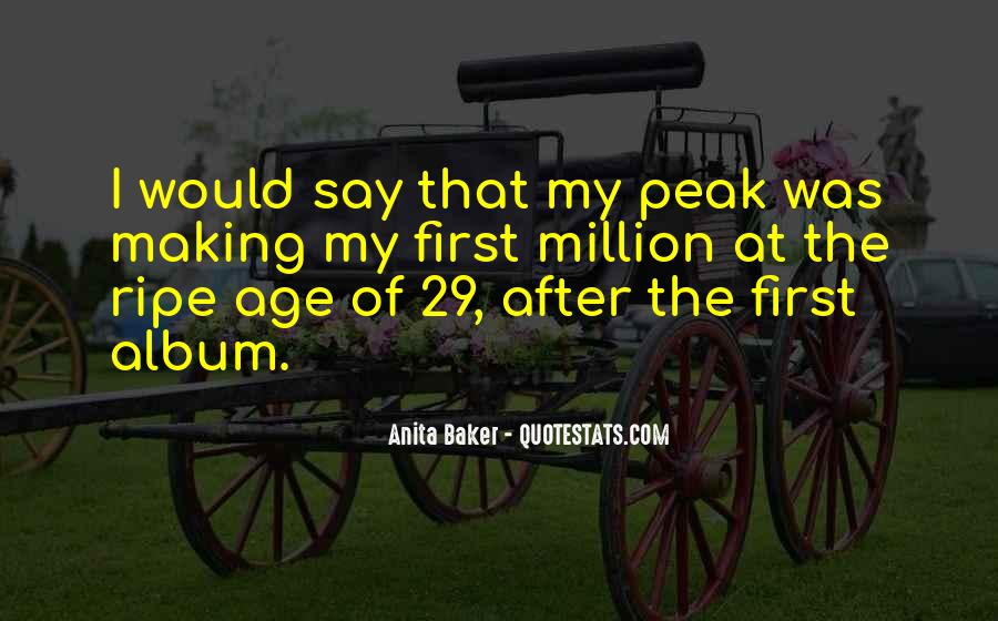 Anita Baker Quotes #1576684