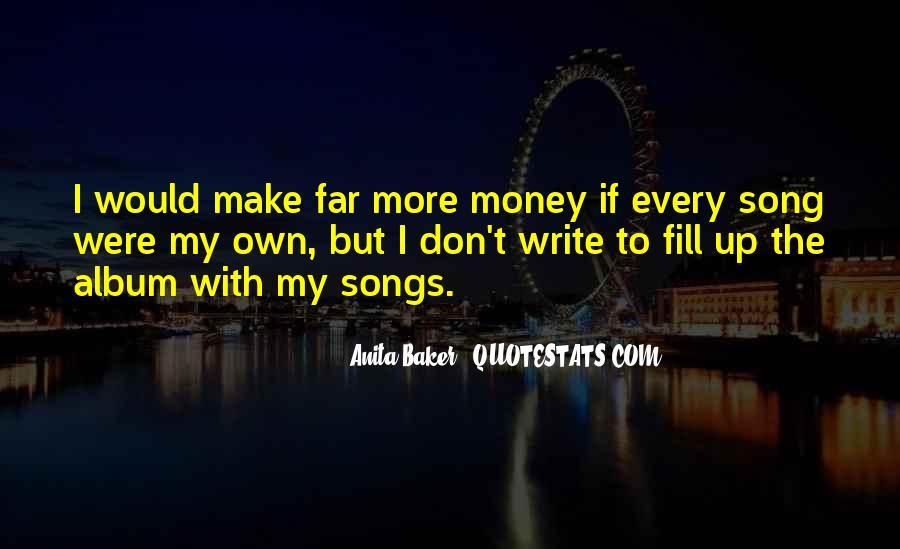 Anita Baker Quotes #1652392