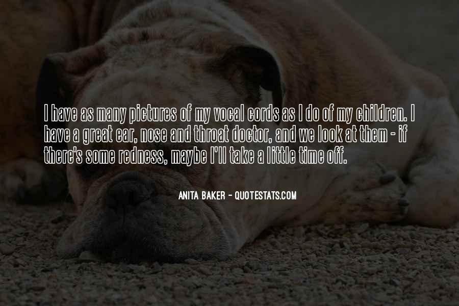 Anita Baker Quotes #1703107