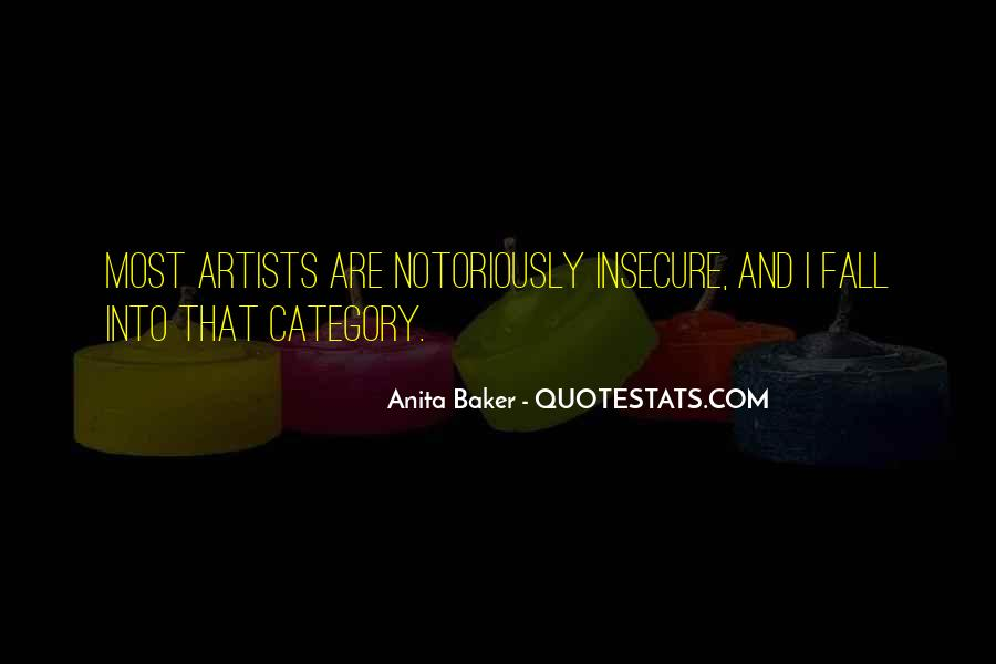 Anita Baker Quotes #371124