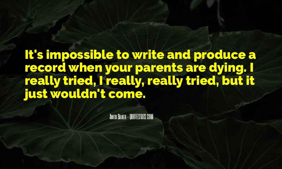 Anita Baker Quotes #705804